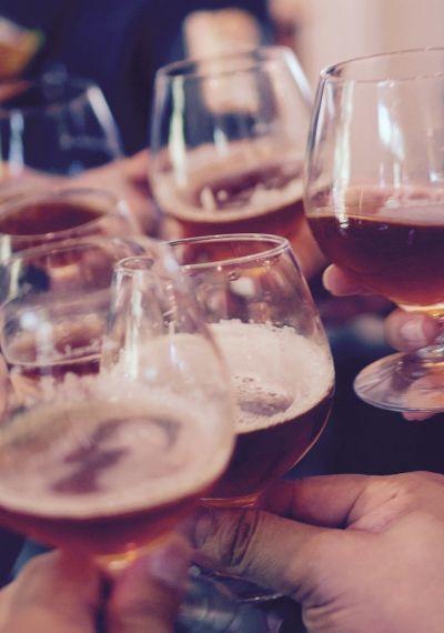 Alkohol und der richtige Umgang mit einem Kater
