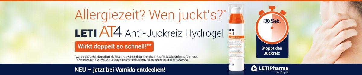 Heuschnupfen & Pollenallergie
