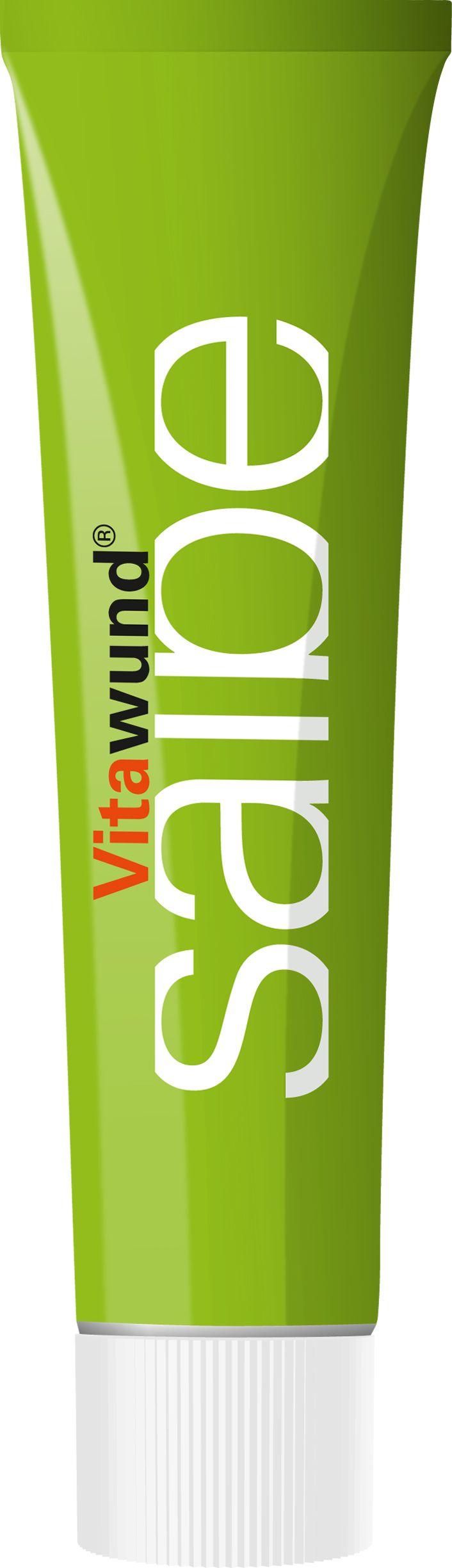 Verpackung von Vitawund 5,25 mg/g - Salbe